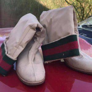 Gucci vintage boots: Size 5 1/2
